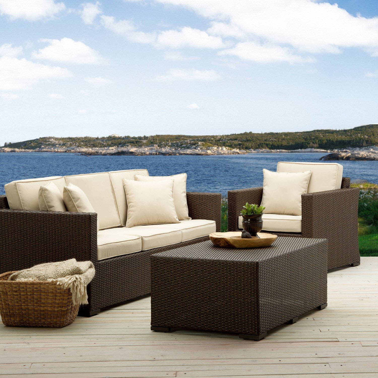 Backyard Patio Furniture : Patio Furniture